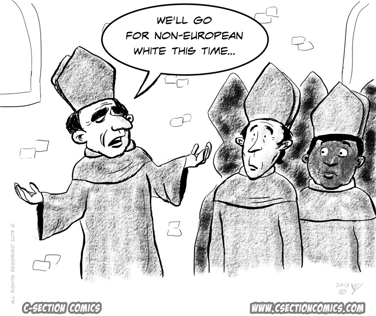 Choosing of the New Pope