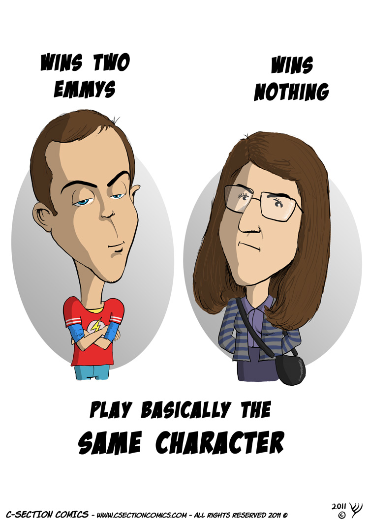 Sheldon Cooper vs. Amy Farrah Fowler