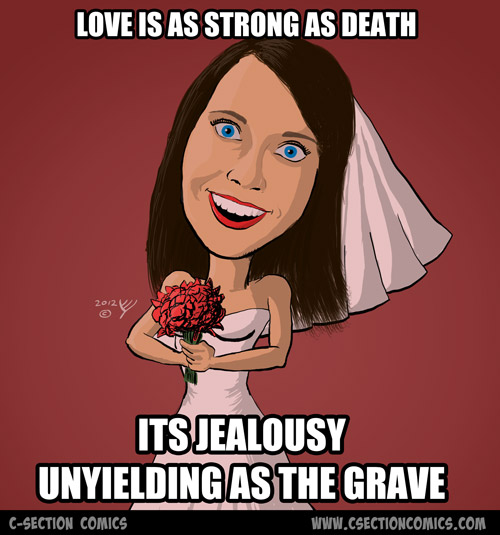 Overly Attached Bride - Love Is As Strong As Death