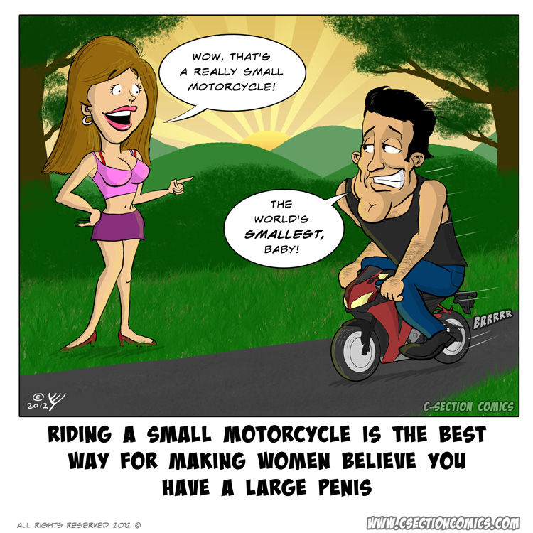 The Motorcycle (Cartoon)