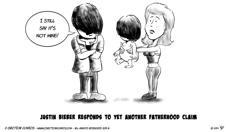 Is Justin Bieber The Father?