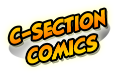 C-Section Comics Logo