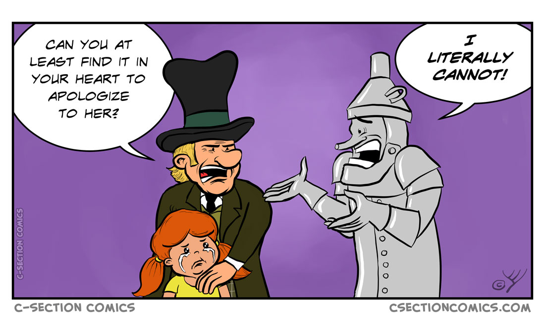 Tin Man - Bonus Panel